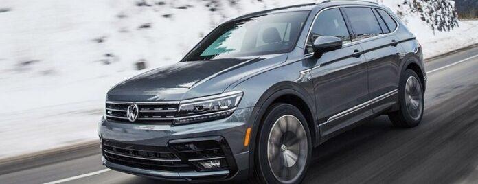 2023 VW Tiguan changes