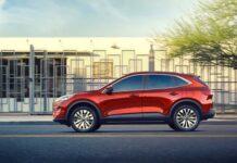 2023 ford escape price