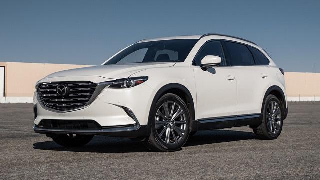 2023 Mazda CX-7 release date